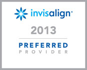 Dr. Sevey is an Invisalign Preferred Provider