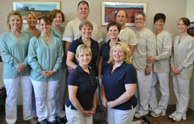 Creative Dental Solutions team